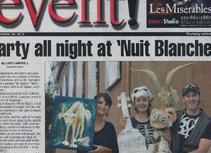 Nuit Blanche Paper