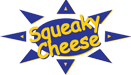 Squeaky Cheese Icon